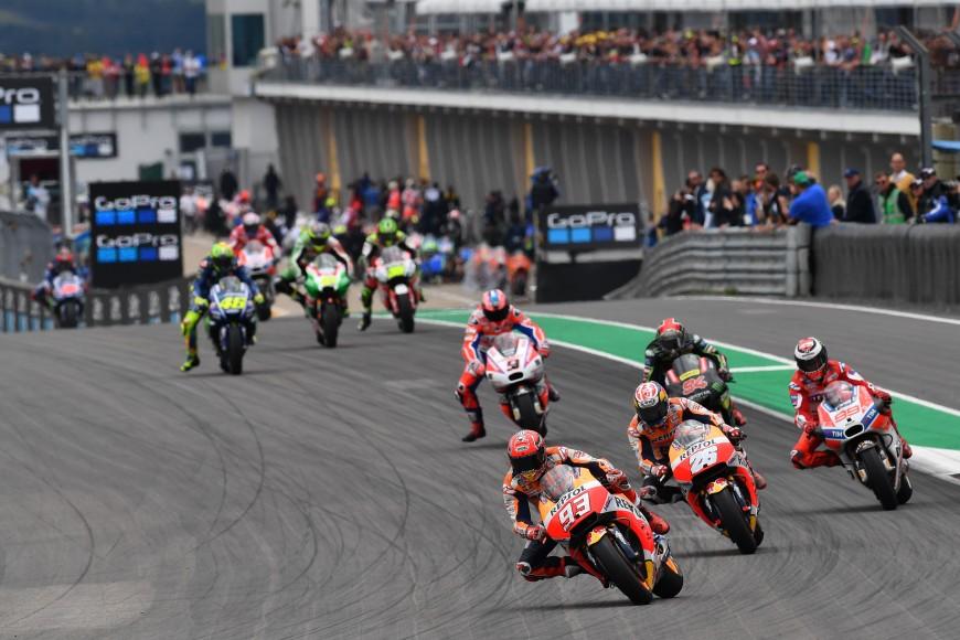 MOTORRAD GRAND PRIX DEUTSCHLAND | MotoGP VIP Village™2018
