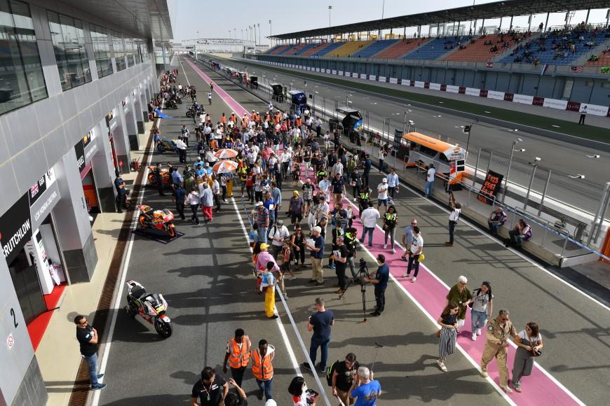 GRAND PRIX OF QATAR | MotoGP VIP Village™2019
