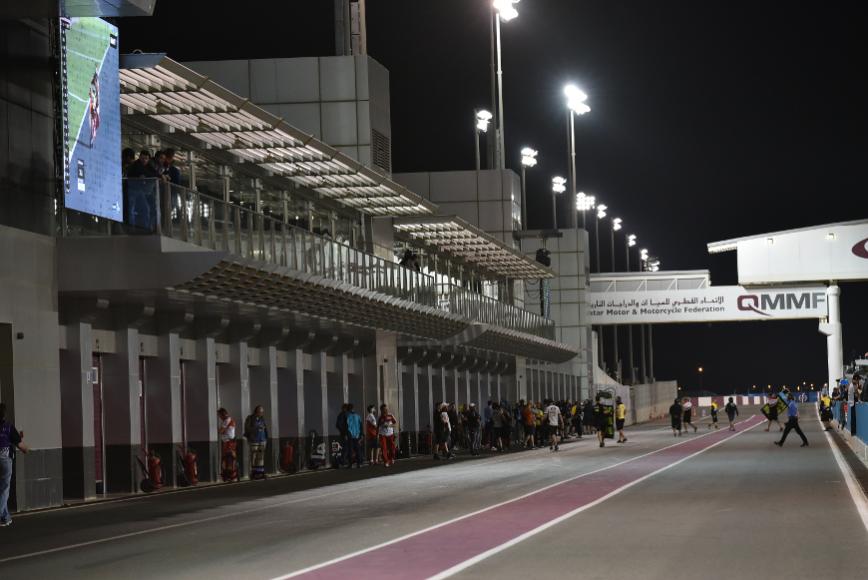 GRAND PRIX OF QATAR | MotoGP VIP Village™