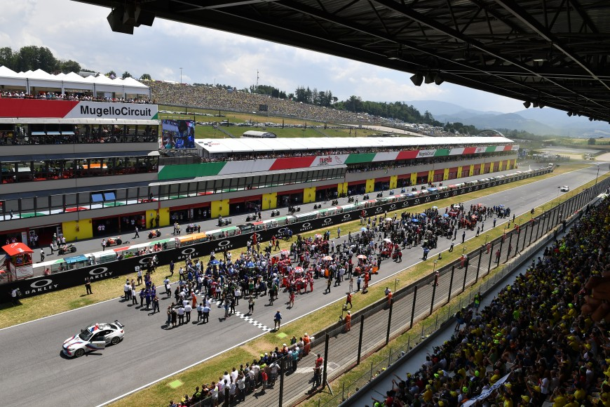 GRAN PREMIO D'ITALIA | MotoGP VIP Village™2018